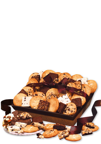 Wholesale Three Doz.en Home-Style Cookie & Brownie Baskets
