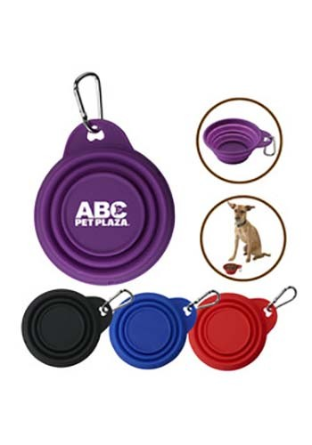 Pet Collapsible Bowls