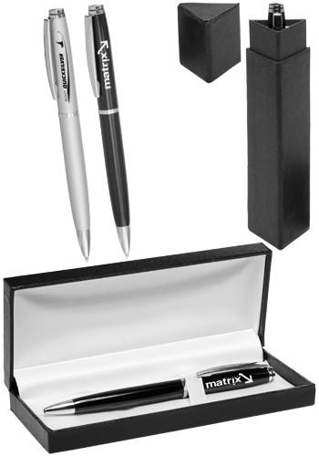 Venice Ballpoint Metal Pens Gift Set | PGSMP234