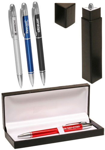 Customized Metal Pen Gift Sets