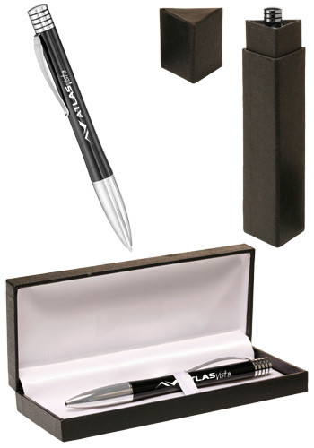 Weston Metal Pens Gift Set | PGSMP249