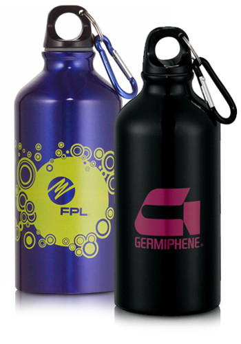 Customized 17 oz. Phoenix Aluminum Bottles