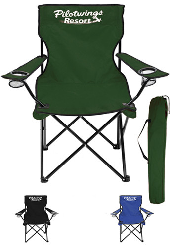 CHBR01 Portable Picnic Time Chairs With Logo Design
