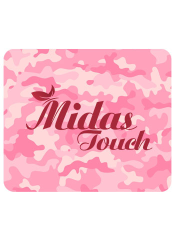 Pink Camouflage Mouse Pads | MPD13
