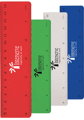 Personalized Plastic Rulers