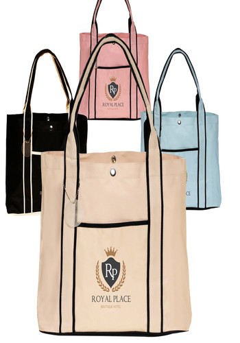 Polyester Fashion Tote Bags