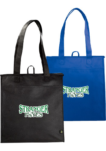 Bulk PolyPro Non-Woven Insulated Big Grocery Tote Bags