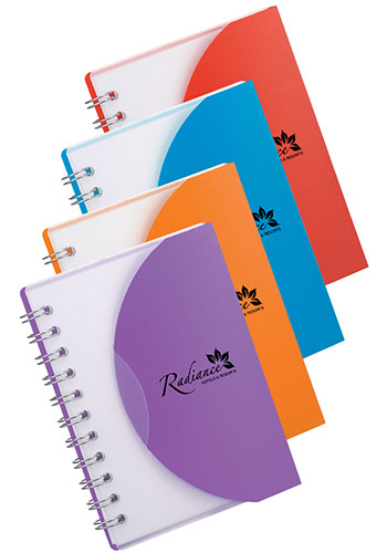 Spiral Notebooks with Close Cover | SM3462