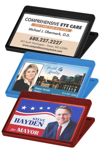 Business Card Power Clips | INCL31