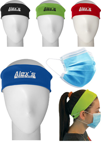 PPE Combo With Masks And Headbands| PLPC908
