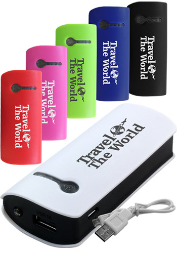 4000 mAh Two Tone Power Banks | AK44555