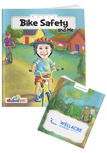 Bike Safety and Me Booklets | X11134