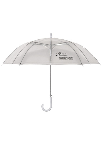 46-in. Clear Umbrellas | RK20030