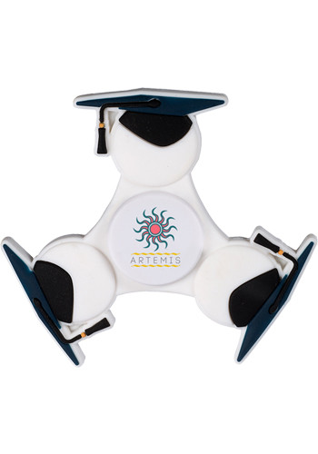PromoSpinner Graduation Cap Spinners | PL3881