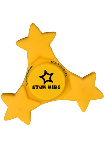 Customized PromoSpinner Star Spinners