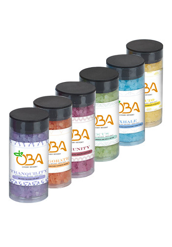 Scented Essential Oils Infused Bath Salts