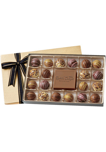 Promotional 20 Truffles in Truffle Gift Box