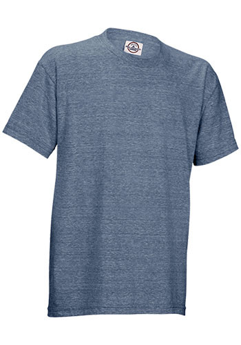 Delta Apparel Youth Snow Heather T-shirts | 14900