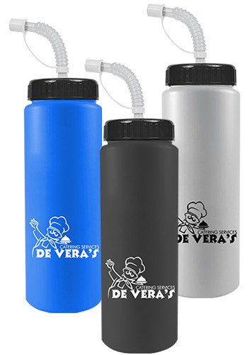32 oz. Sport Quart Water Bottles | GRWB32S