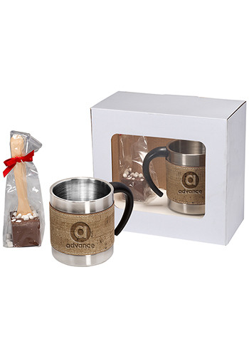 Wholesale Casablanca™ Coffee Cups & Hot Cocoa Gift Sets