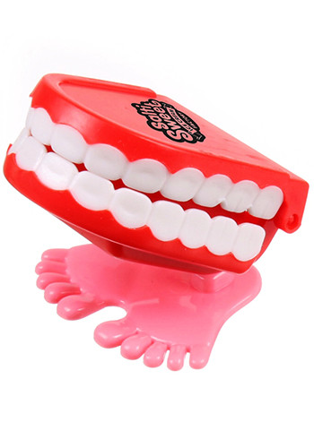 Promotional Chattering Teeth Windup Toys