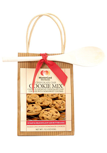 Custom Chocolate Chip Cookie Mix