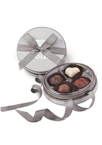 Cirque Collection 4pcs. Belgian Chocolate Gift Box | X10323