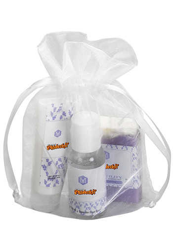 Personalized Hand Soap & Lotion Kits