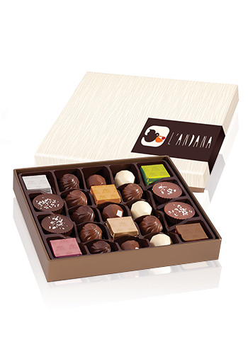 Deluxe Assorted Belgian Chocolates in Gift Boxes | X10353