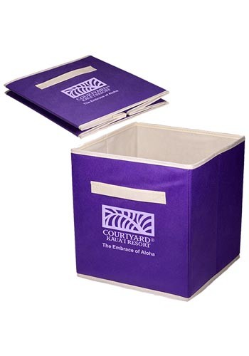 Folding Non-Woven Storage Bins | LT3778