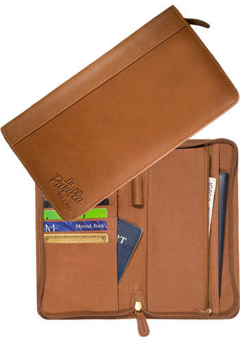 Wholesale Hoboken Zip-Around Document Holders