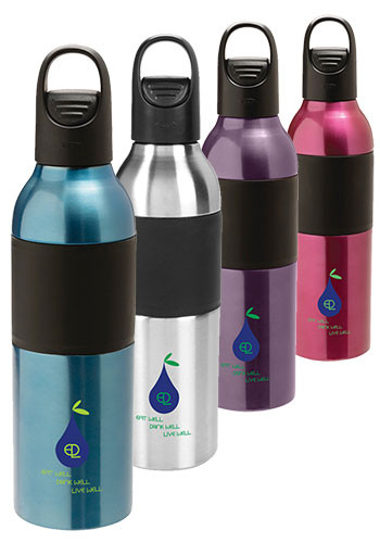 24 oz. OXO Push Top Bottles | IL1763