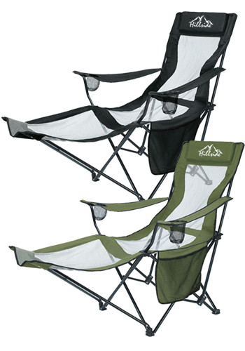 Polyester Mesh Adirondack Folding Chairs | X30035