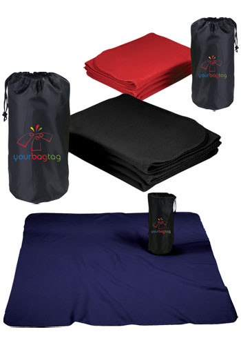 High Quality Rally Blankets with Pouch | SM7701