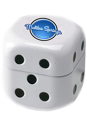 Roll The Dice Tin