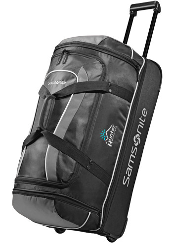 Samsonite Andante 28 in. Drop Bottom Wheeled Duffel Bags | GL95020