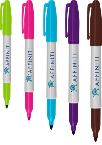 Promotional Sharpie Fine Point ACMI Certified Pens