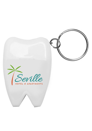 Wholesale Tooth Shaped Dental Floss Dispensers