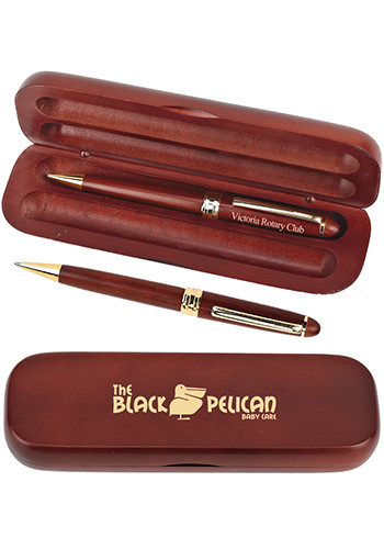 Wooden Pen & Pencil Sets | EDRP383