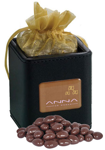 X-Cubes with Dark Chocolate Almonds | CI425DCA