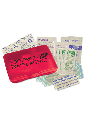 Personalized Protect First Aid Kits
