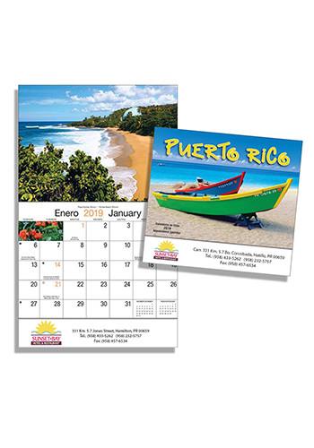 Puerto Rico Wall Calendars | HLP828