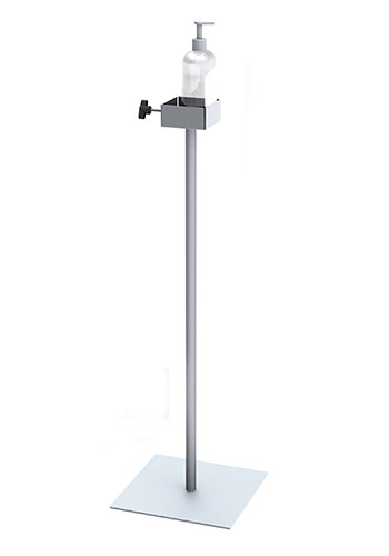 Pump Dispensers Telescopic Height With Square Base | CIABL9130