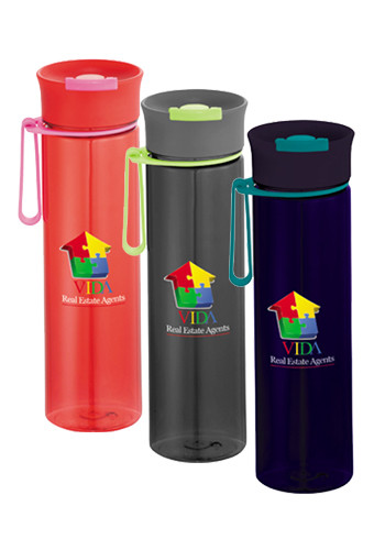 21 oz. Punch BPA Free Water Bottles | LE162416