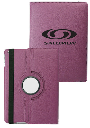 Purple iPad Air II 360 Faux Leather Cases | NOI60IA2360PR