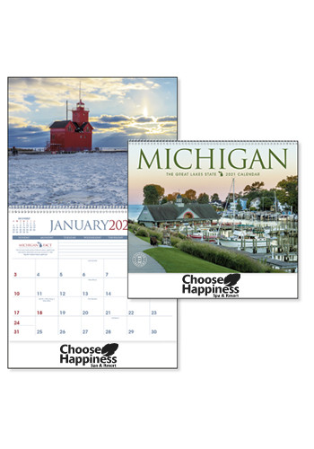 Quality  Michigan Triumph Calendars | X11324