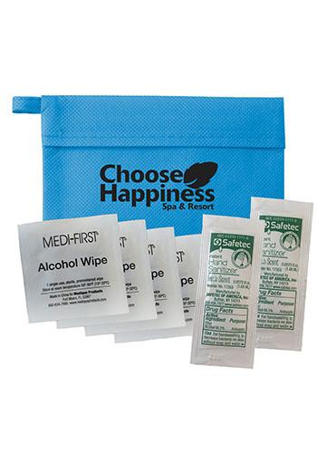 Quickcare Protect Sanitizer Kit | EM3524