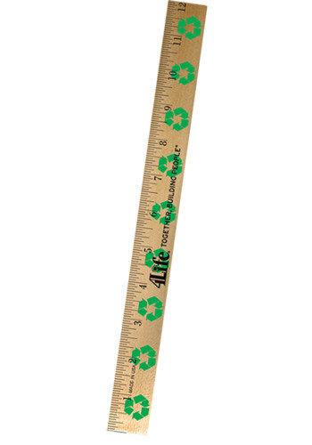 Recycling Background  Rulers | AK92653