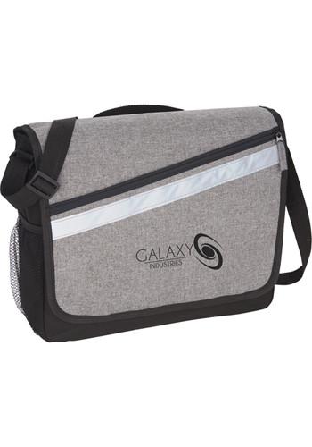 Reflective Messenger Bags   SM5855