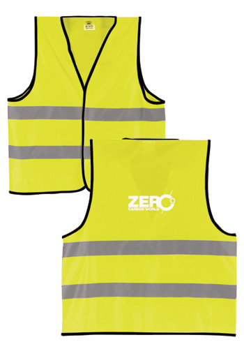 Promotional Highly  Reflective Safety Vest